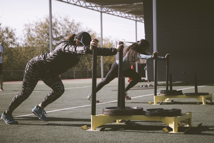 Why is good form so important in fitness?